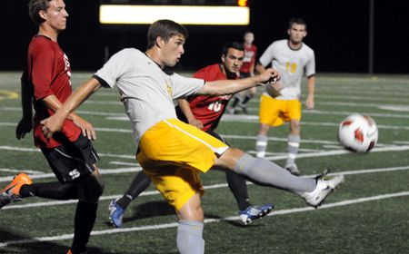 Crusader Men Drop One-Goal Decision to Cleveland State