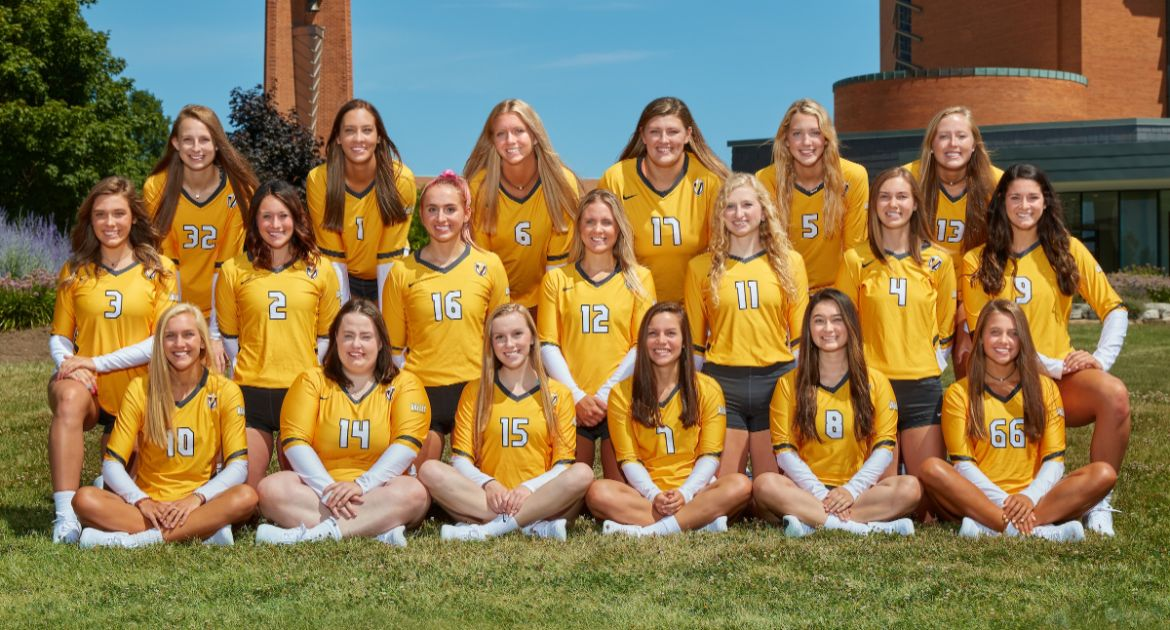 Volleyball Opens 2019 Campaign at IUPUI This Weekend