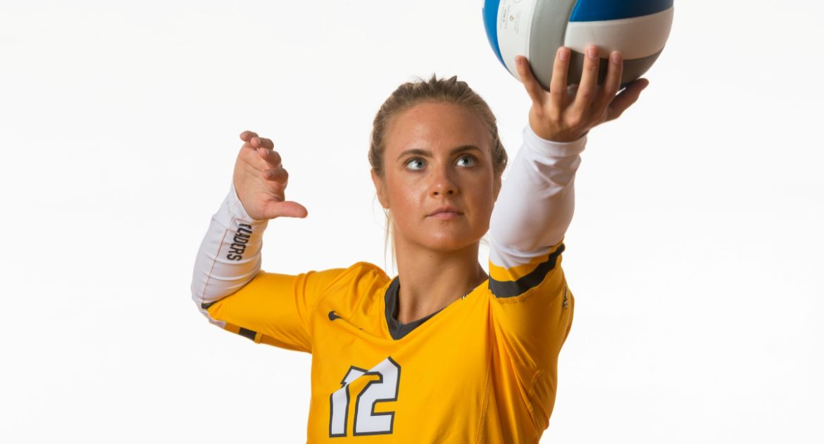 Volleyball Heads to Central Illinois This Weekend
