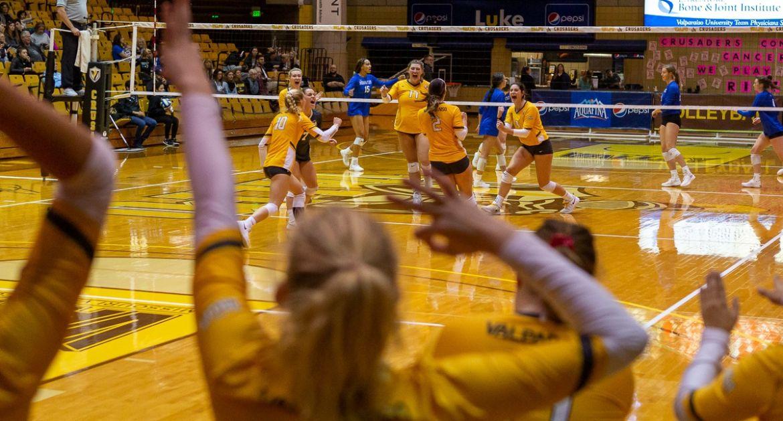 Valpo Volleyball Signs Quartet of Incoming Freshmen