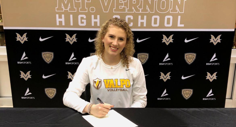 Victoria Bulmahn to Join Valpo Volleyball Program in 2020