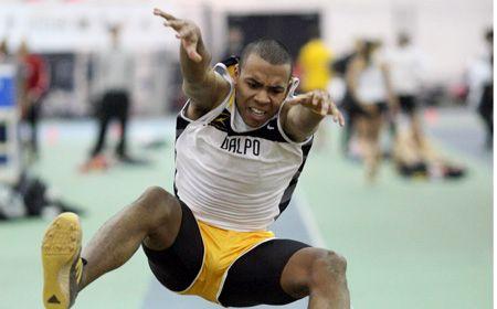 Valpo Men Go 1-2-3 In Triple Jump Saturday at DePauw