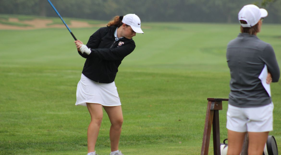 Women's Golf Closes Out MVC Fall Preview