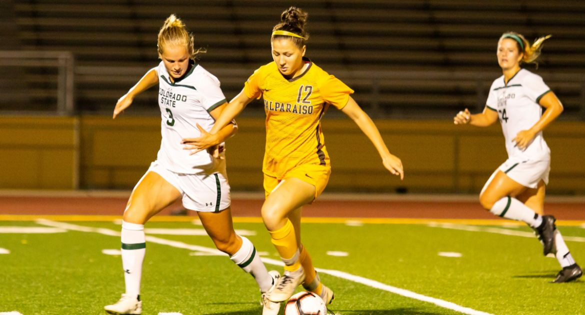 Women's Soccer Drops Final Non-Conference Match Monday
