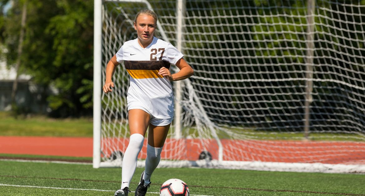 Women's Soccer Travels to Indiana State Saturday
