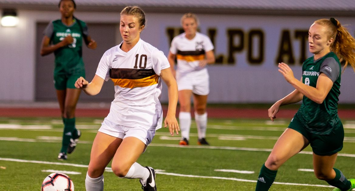 Women's Soccer Falls in Battle at Indiana State