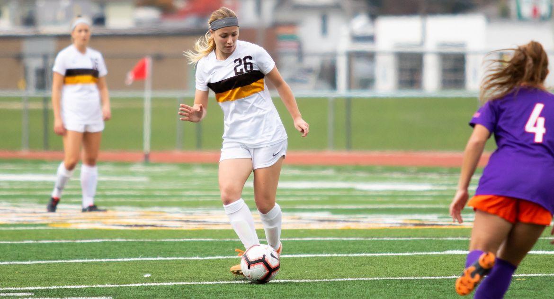 Women's Soccer Hosts Regular Season Finale Thursday; Looks to Earn Tournament Berth