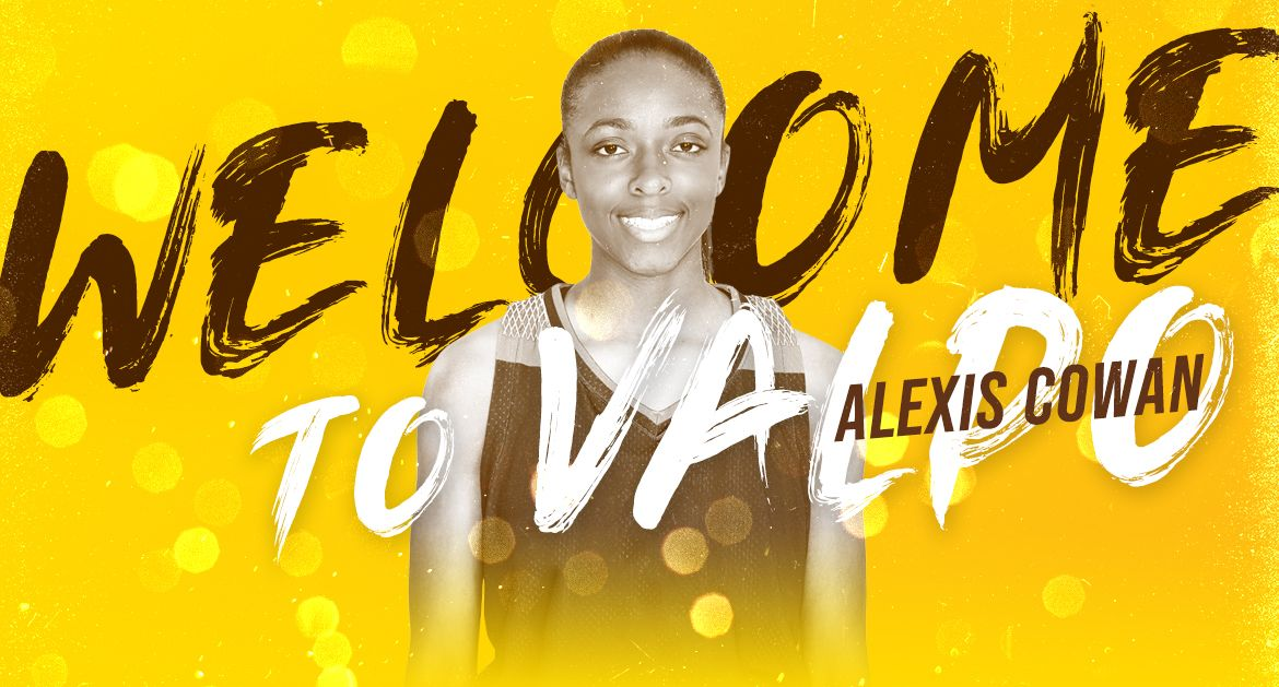 Alexis Cowan Joins Valpo Women's Basketball Program