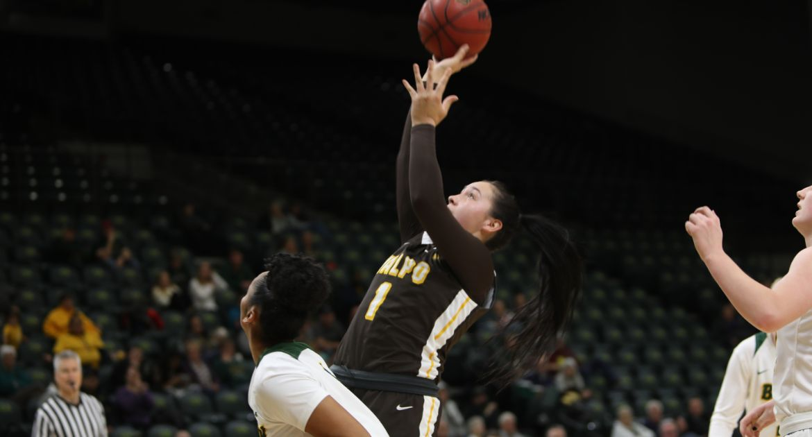 Defense Shines For Women's Basketball in Win over North Dakota State