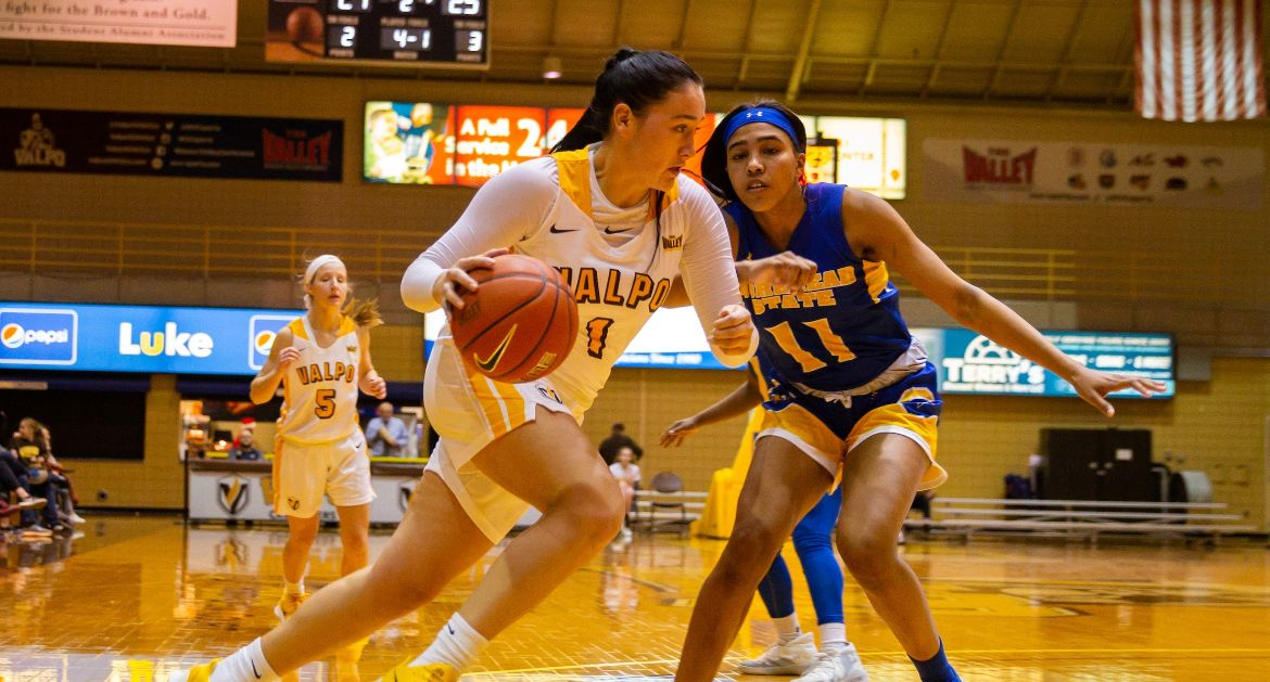 Women's Basketball Falls on Road at Nationally-Ranked Missouri State Thursday