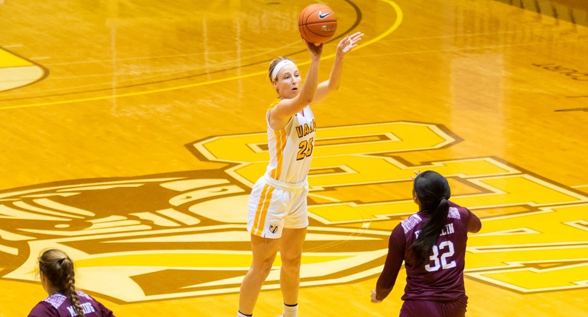 Valpo Enjoys Hot Shooting Afternoon in Sunday Battle with #21/19 Missouri State