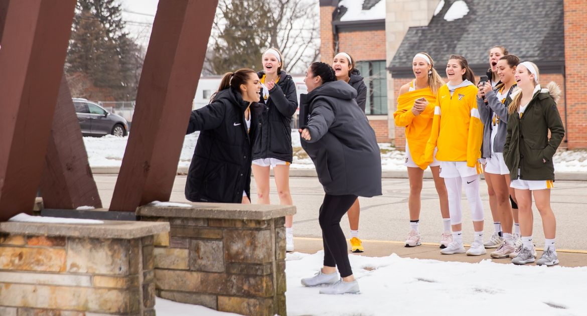 Second-Quarter Shutout Sparks Women's Basketball Win Over Indiana State