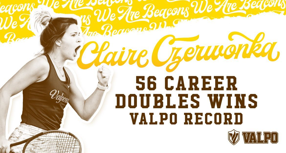 Claire Czerwonka Shatters Career Record on Day 1 of MVC Individual Championships