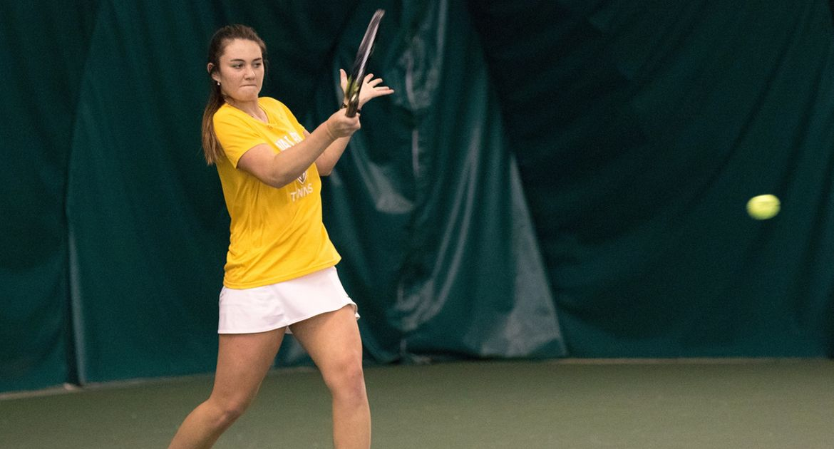 Women's Tennis Continues Bronco Invitational