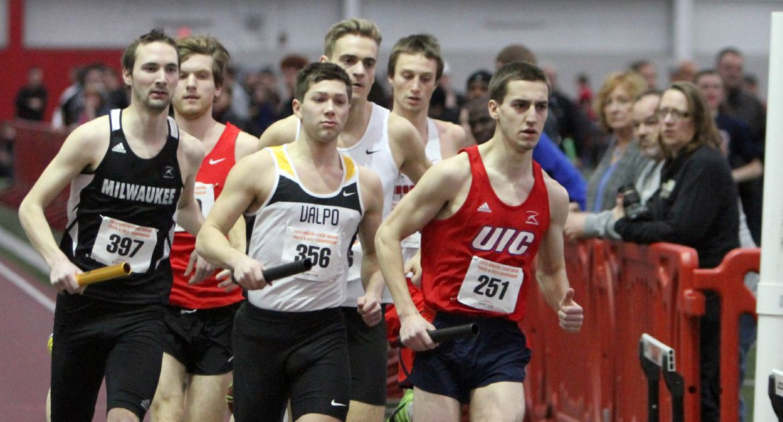 Valpo Track and Field Kicks Off 2016 In Michigan