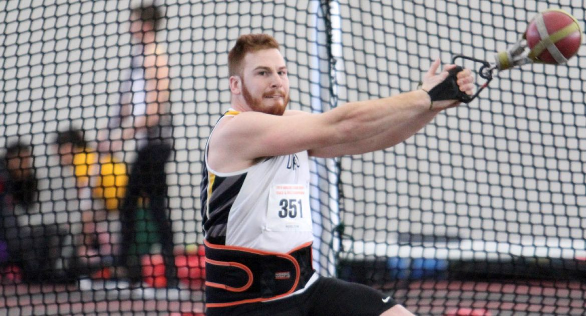 Crusader Track and Field Hits Three Different States Friday