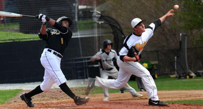 Johnson, Lundeen Sweep Weekly HL Baseball Awards