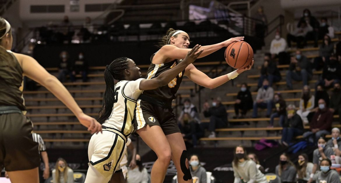 So Nice, They Did It Twice: Another B1G Win for Valpo Women