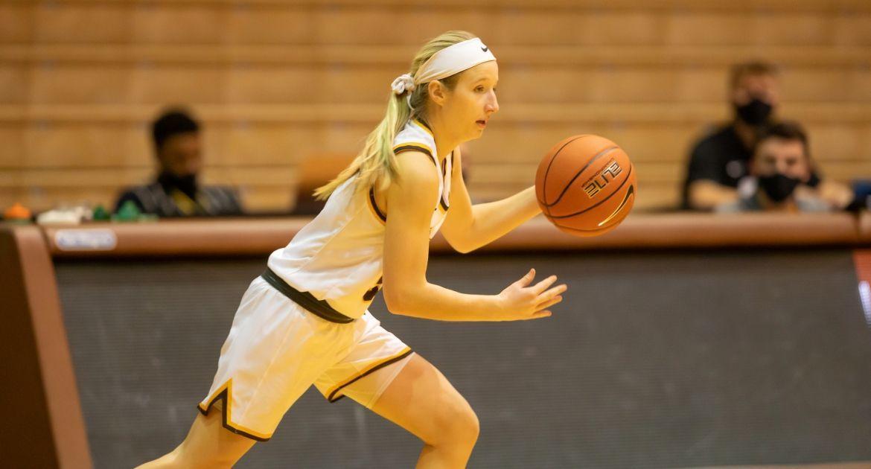 Women's Basketball Falls in Overtime Heartbreaker at Wisconsin Sunday