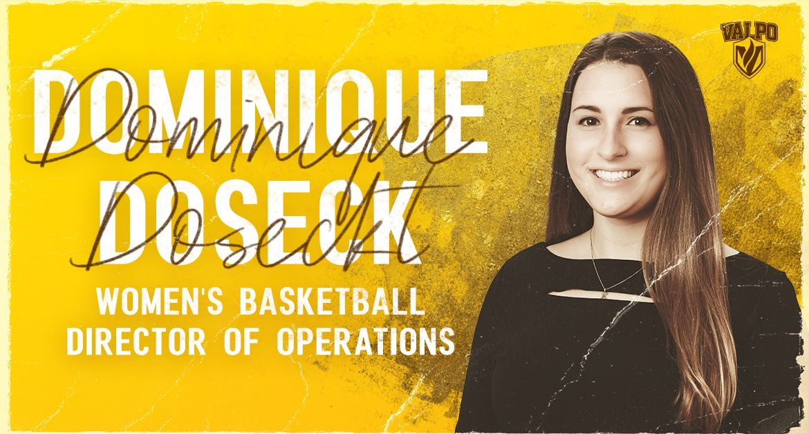 Doseck Named Women's Basketball Director of Operations