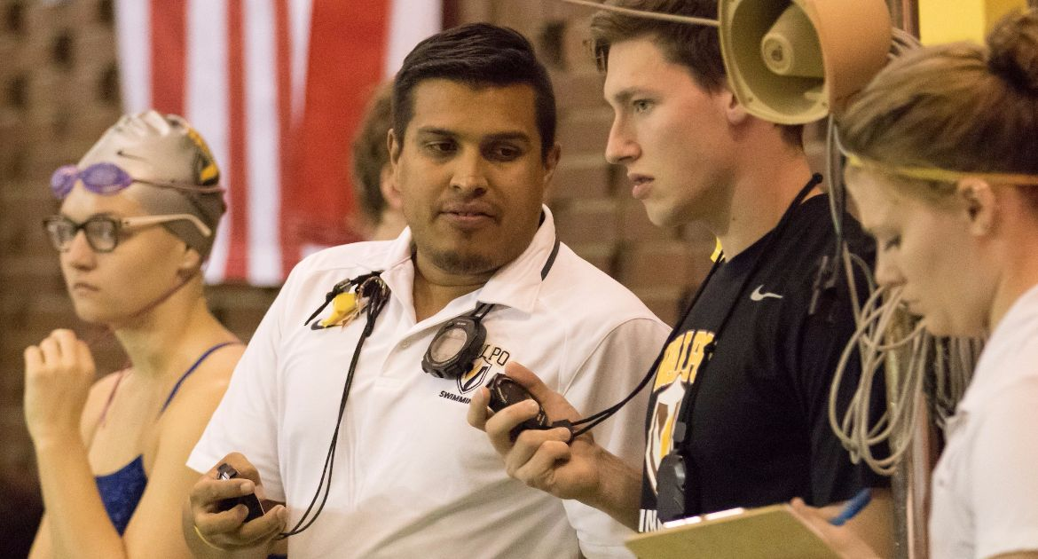 Hunte Steps Down From Valpo Swimming Program