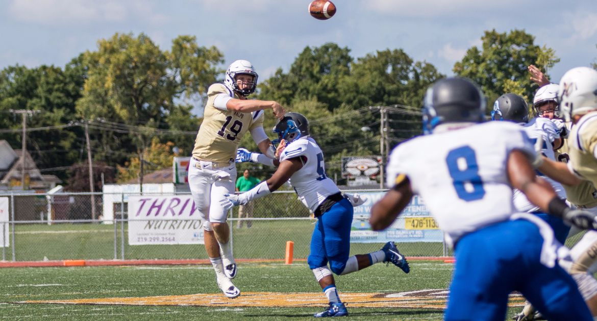 Seewald Named PFL Offensive Player of the Week