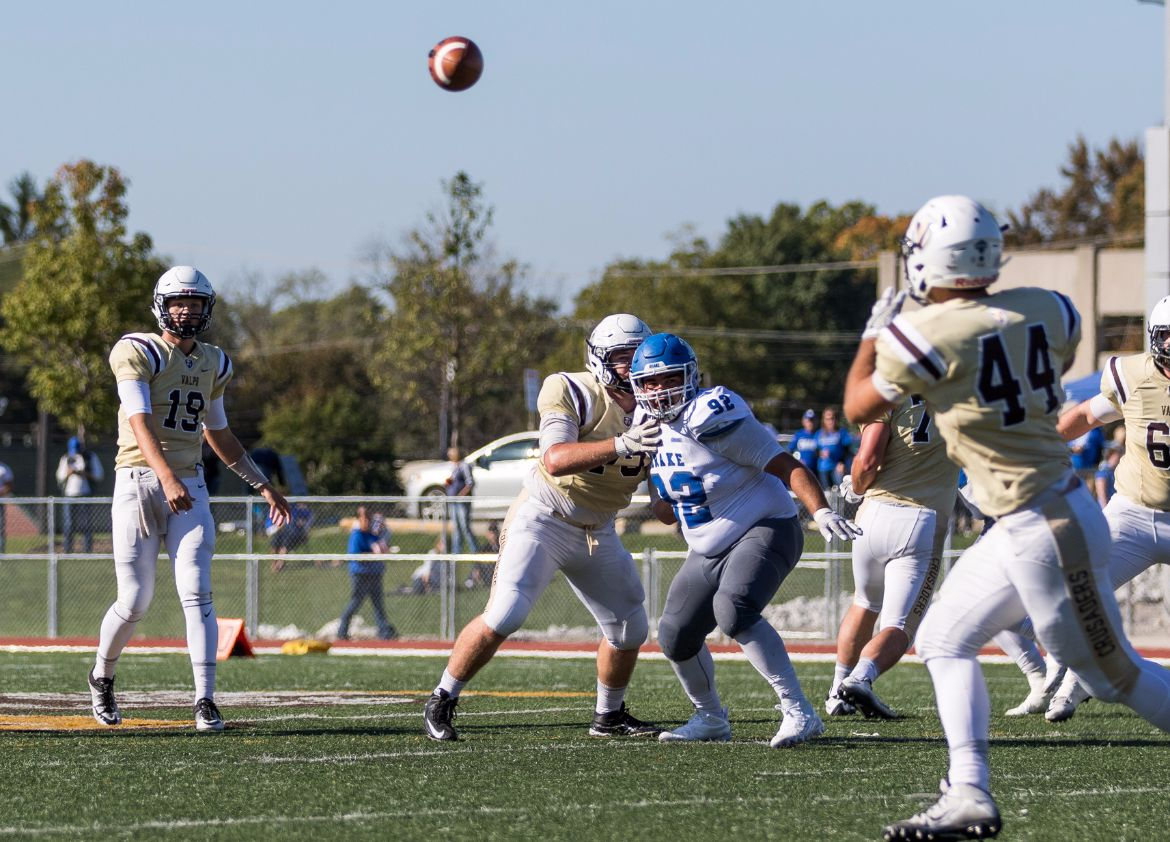 Football Travels to Florida to Meet Stetson