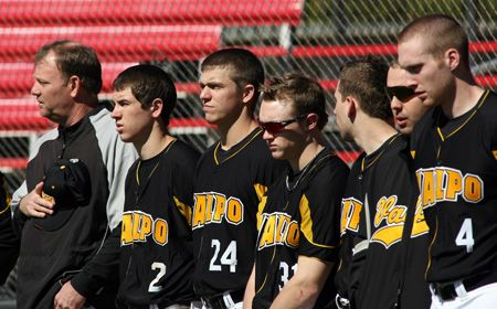 Follow Valpo-Northwestern Baseball Action LIVE Wednesday