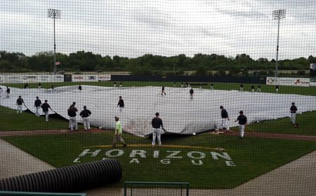 Wet Weather Pushes Friday's Tournament Games Back