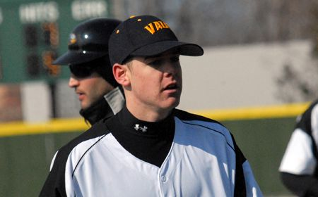 Valpo Drops Pitcher's Duel at Cleveland State Sunday Afternoon