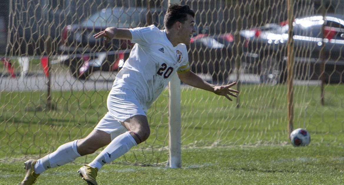 Jack Eaton Named Indiana Boys Soccer Player of the Year