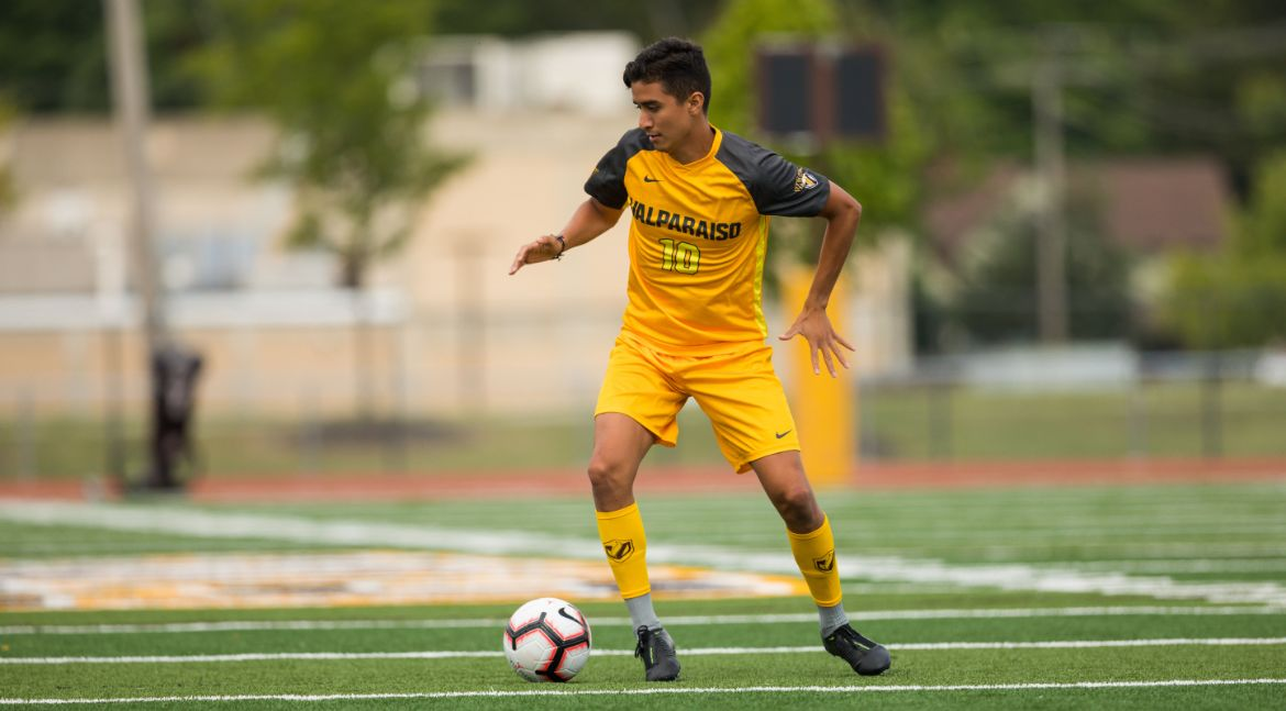 Men's Soccer Falls to Nationally-Ranked SMU