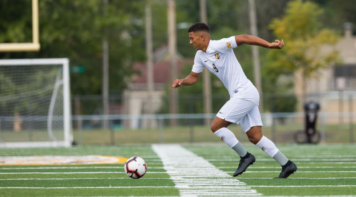 Oral Roberts Edges Valpo on Golden Goal in Thriller