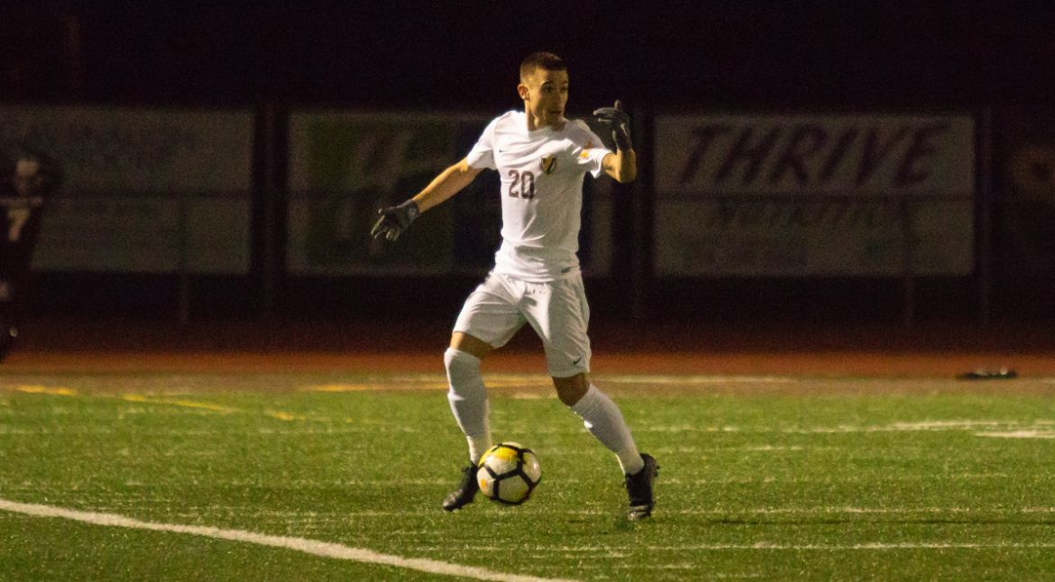 Cushing Scores in Setback to Open Conference Play