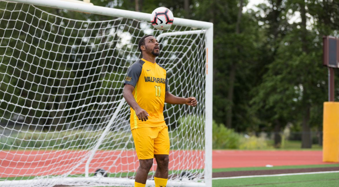 Men's Soccer to Begin Round 2 of MVC Action on Wednesday