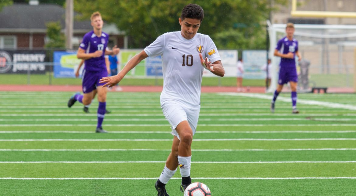 Three Unanswered Goals Propel Valpo Past Drake