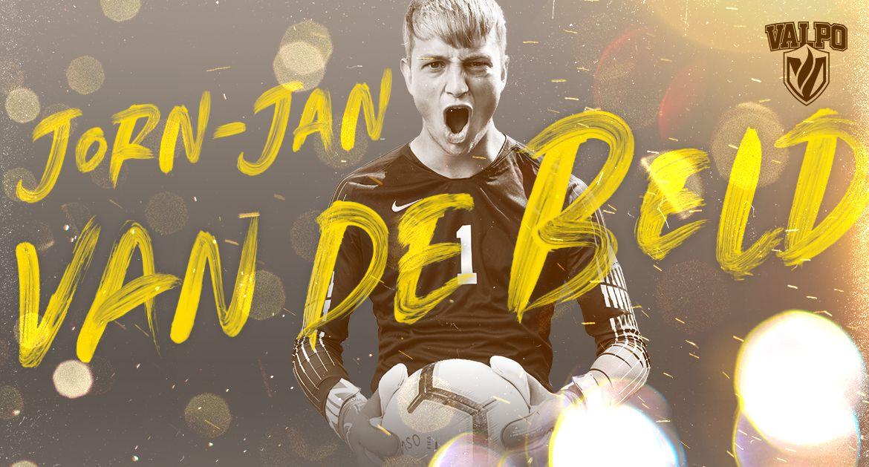 Jorn-Jan van de Beld Honored as MVC Defensive Player of the Week