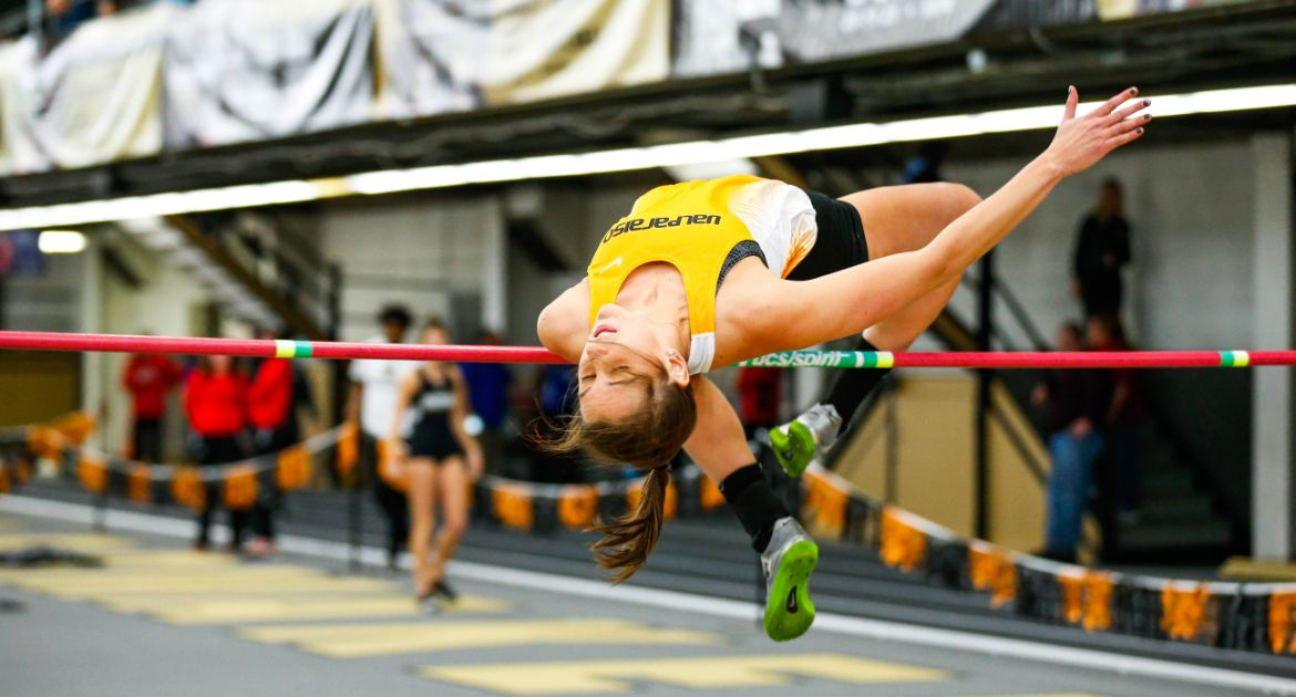 Track & Field Poised for Conference Meet After Strong Showing