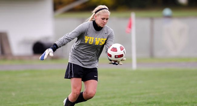 Late Goal Pushes Kent State Past Valpo