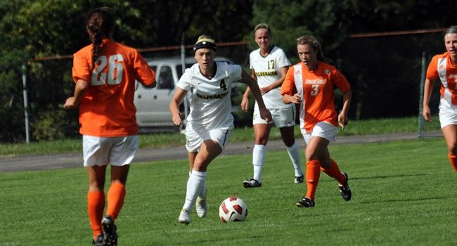 Crusaders Remain Unbeaten at Home With 3-0 Win Over BGSU