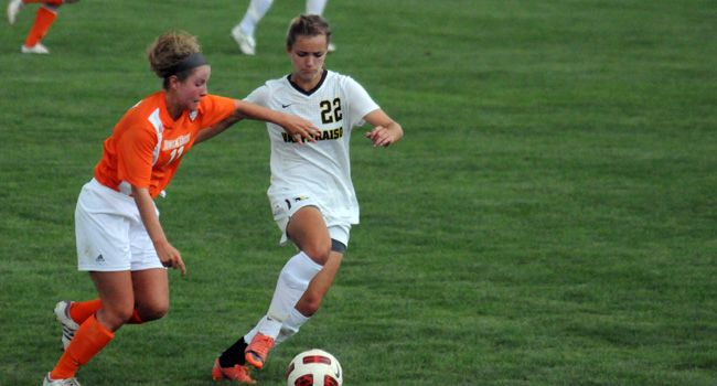 Women's Soccer Returns Home This Week