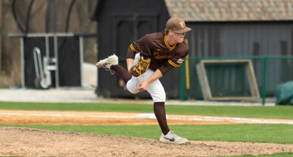 Valpo Edged in One-Run Game at Notre Dame