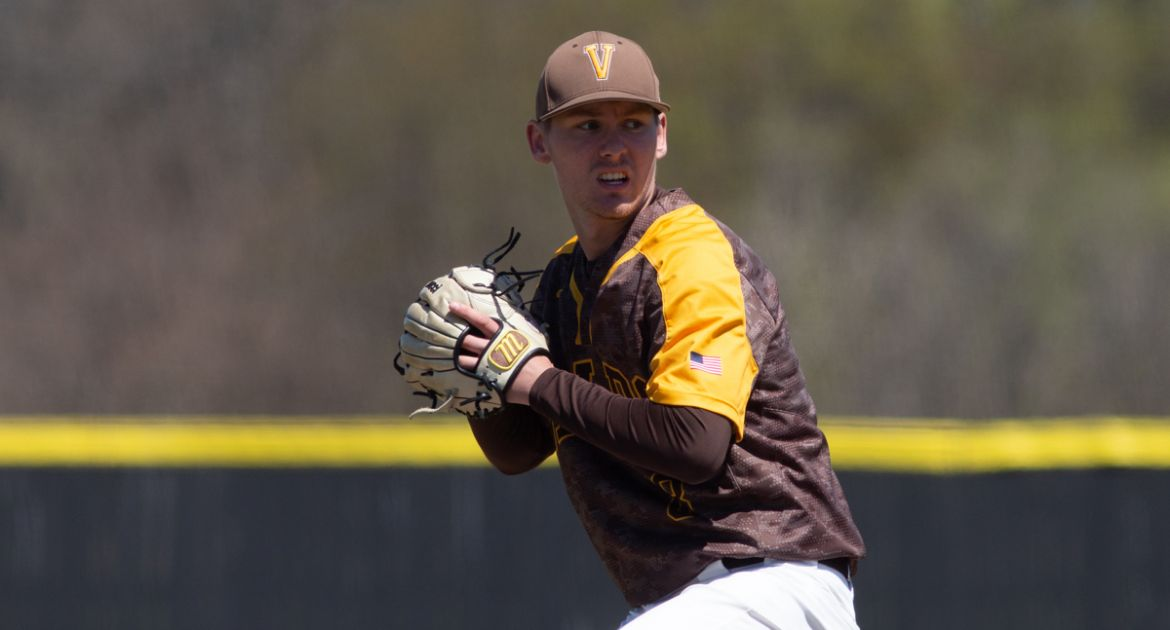 Pitching Strong as Valpo Splits Doubleheader with Evansville