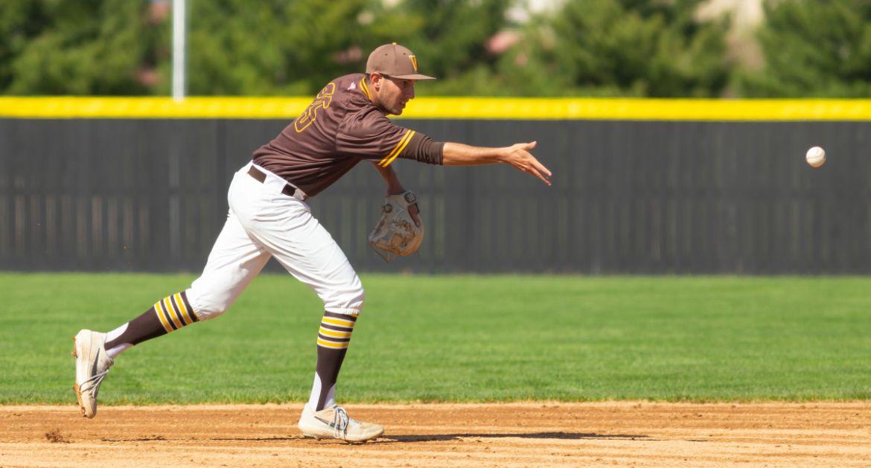 Baseball to Close Regular Season in Springfield