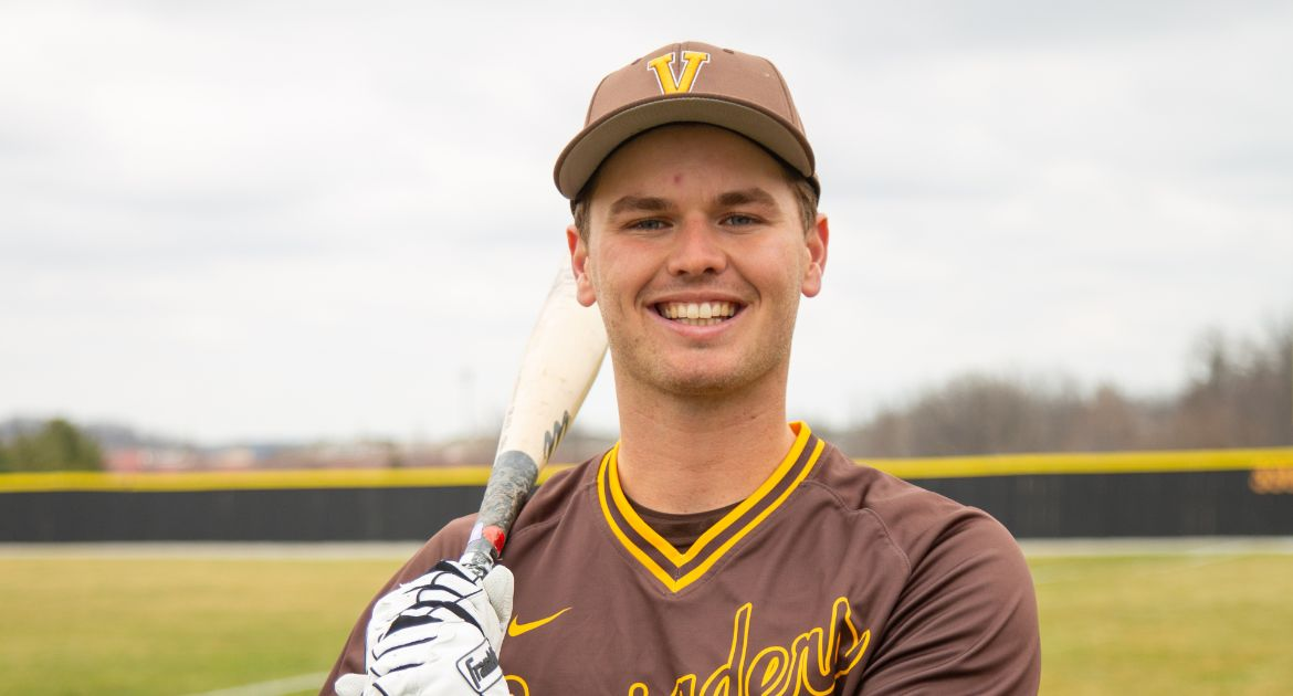 Valpo Gives Baker Chance to Play Baseball in America