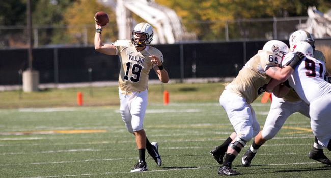 Hoffman's Record Setting Day Not Enough in 36-34 Loss to William Jewell