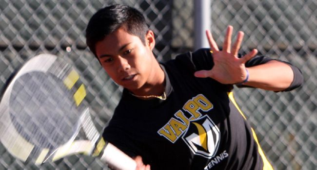Men's Tennis Defeats Western Michigan for First Time in Program History