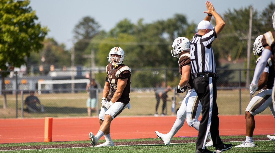 Valpo Pushes Ivy League Foe Dartmouth to Brink in Home Opener