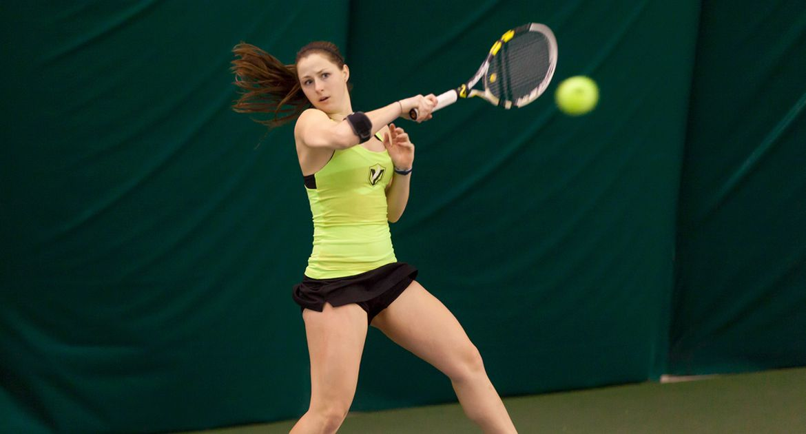Women's Tennis Falls in Its Season Opener