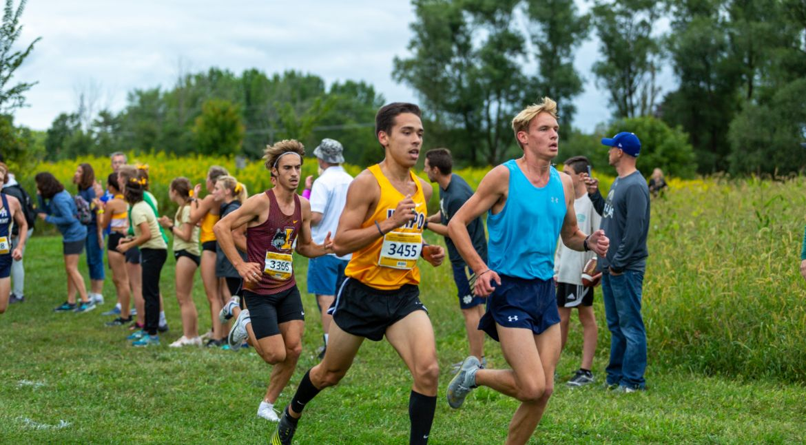 Valpo Enjoys Strong Showing at Joe Piane Invitational